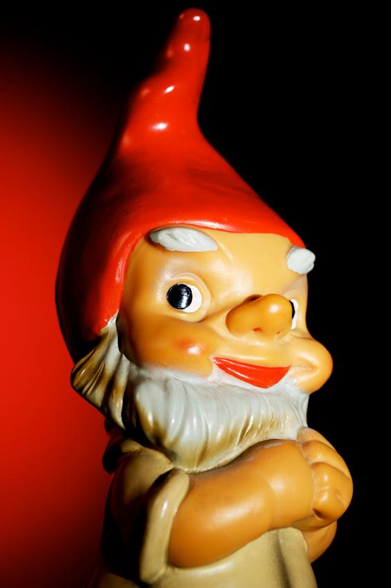 When The Gnome Strikes Salute To Spouses